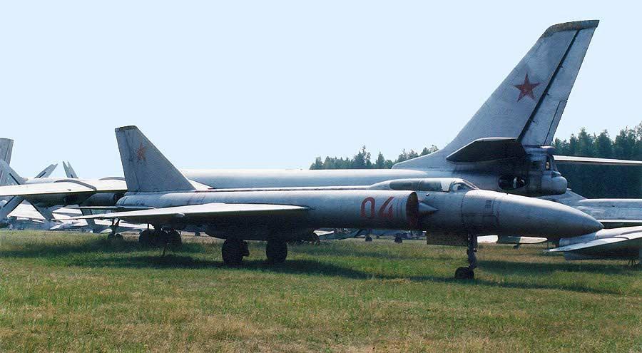 Истребитель Семёна Алексеевича Лавочкина Ла-250 в музее в Монино
