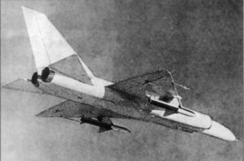 Истребитель Семёна Алексеевича Лавочкина Ла-250