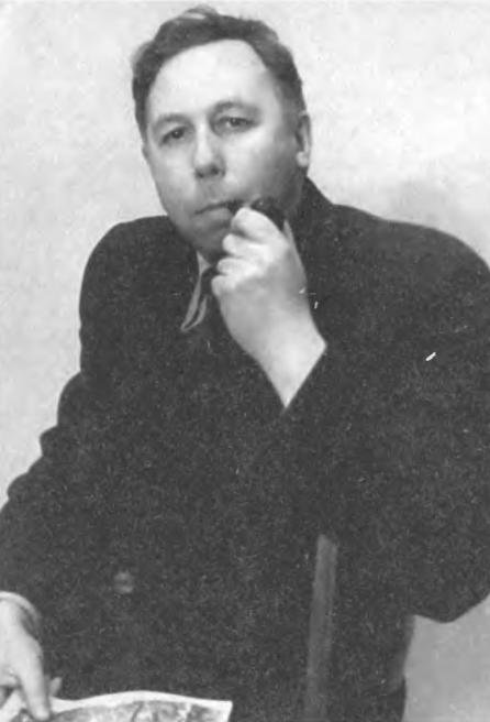 Семён Алексеевич Лавочкин после войны