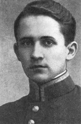 Авиаконструктор Павел Осипович Сухой студент Московского Императорского Технического училища