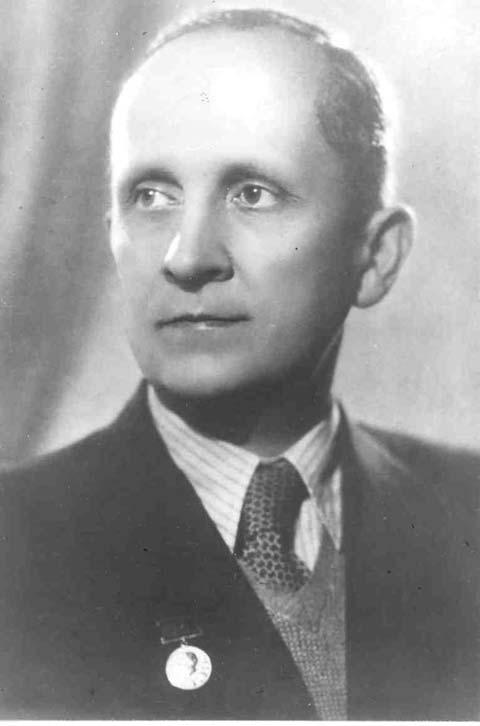 Авиаконструктор Павел Осипович Сухой