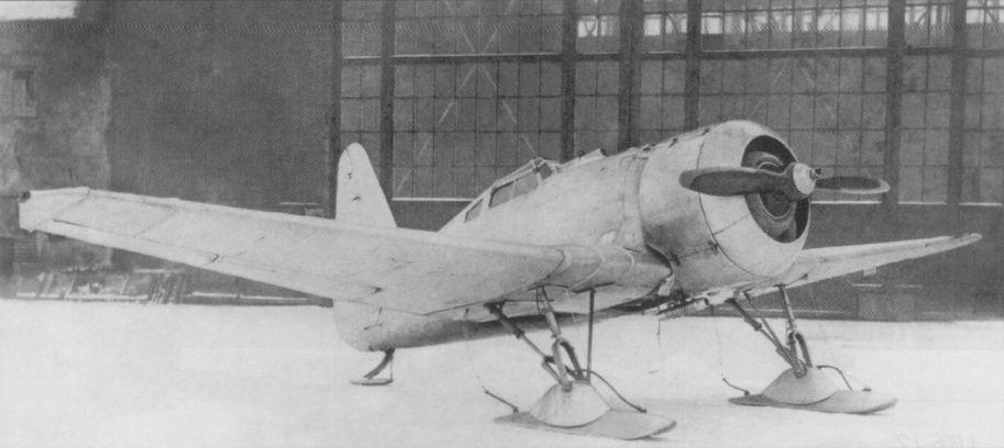 Первый самолёт Павла Осиповича Сухого И-14