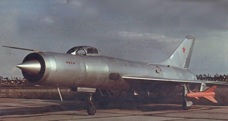 Самолёт Павла Осиповича Сухого Су-11