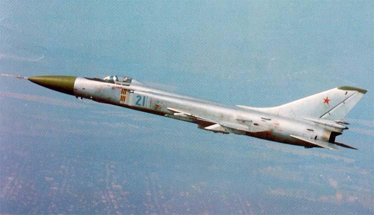 Самолёт Павла Осиповича Сухого Су-15