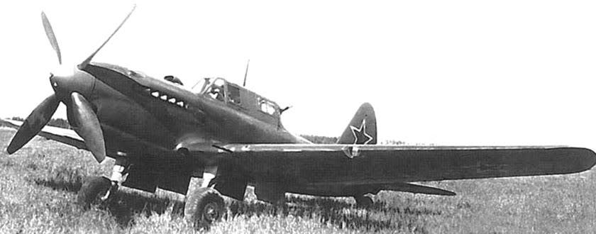 Самолёт Павла Осиповича Сухого Су-6
