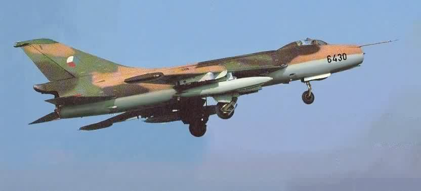 Самолёт Павла Осиповича Сухого Су-7