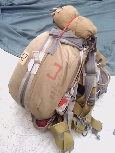Амуниция парашюта Д-6 в сборе