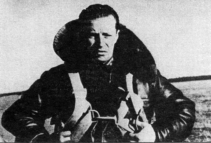 Михаил Михайлович Громов лётчик-испытатель Первым в СССР совершил прыжок с парашютом