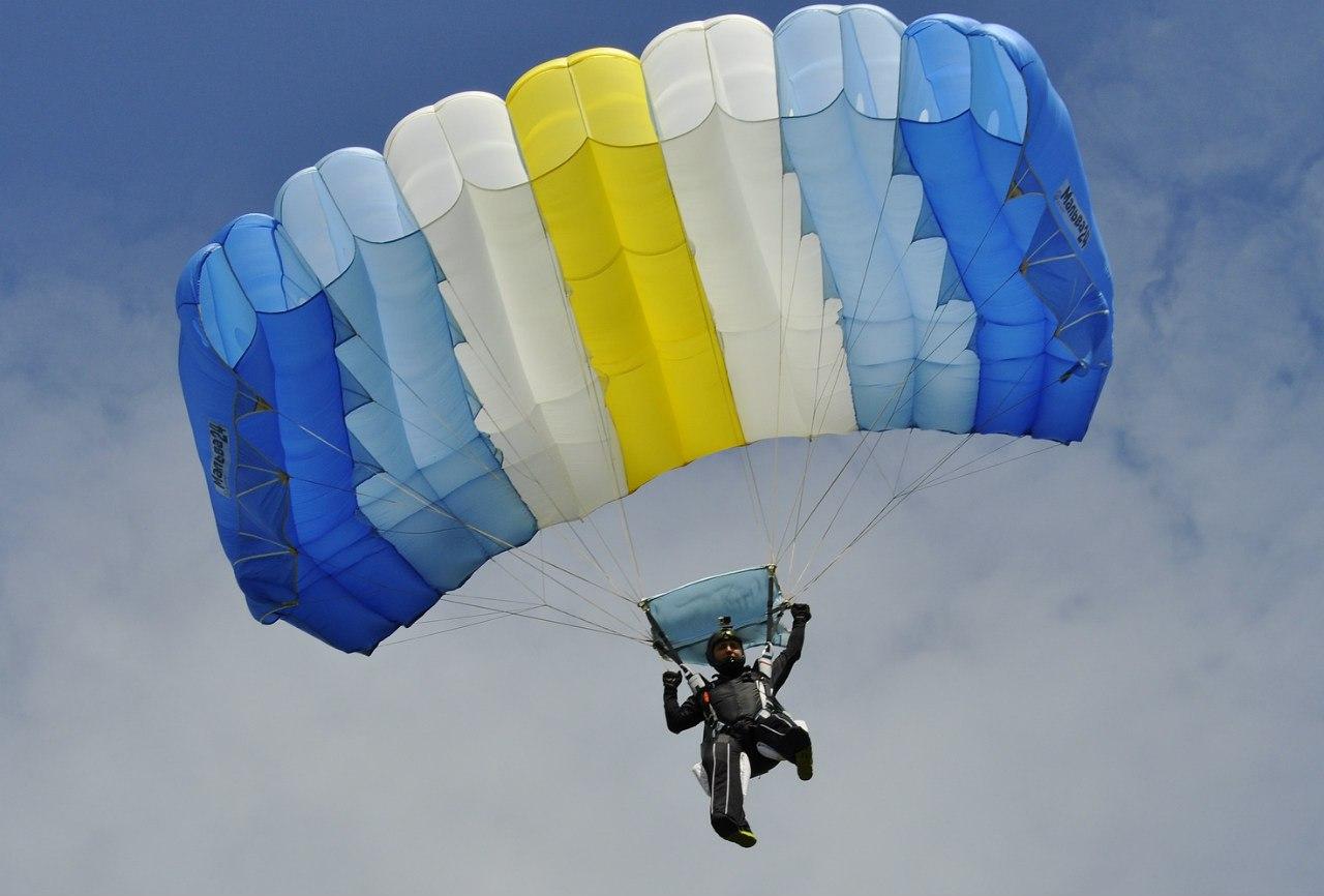 Планирующий парашют Парашют-крыло