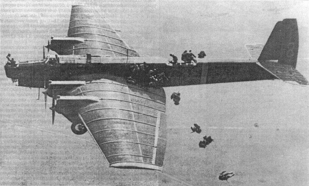 Высадка десанта в 1930-х годах