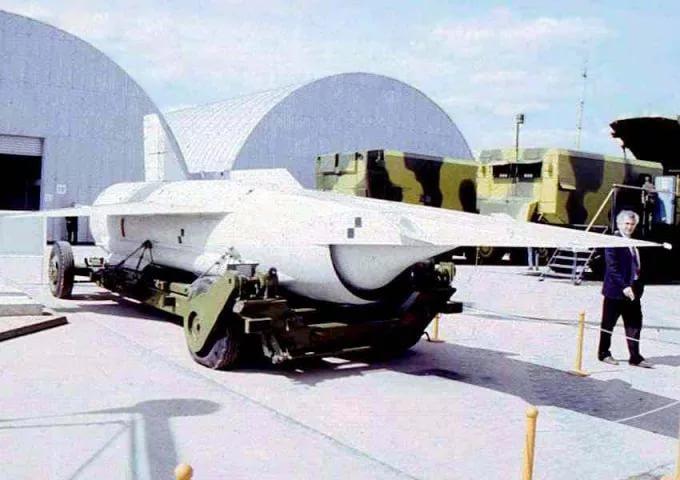 Советская гиперзвуковая ракета Х-90