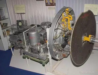 РЛС истребителя-перехватчика МиГ-25 Смерч-А