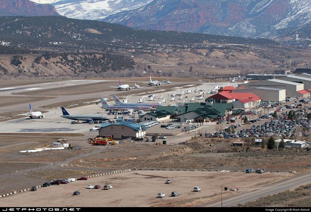Аэропорт Игл Каунти Риджинал (Eagle County Regional) в США