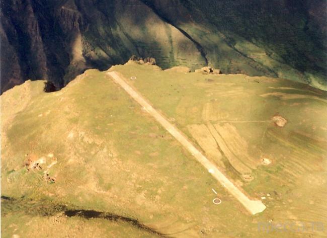 Аэропорт Матекане (Matekane) в Лесото