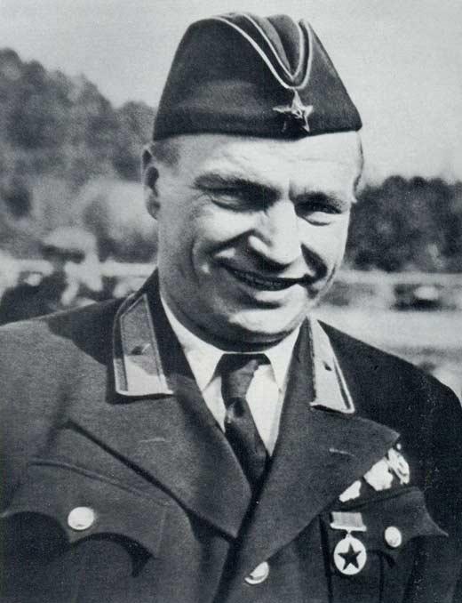 Валерий Павлович Чкалов лётчик-испытатель